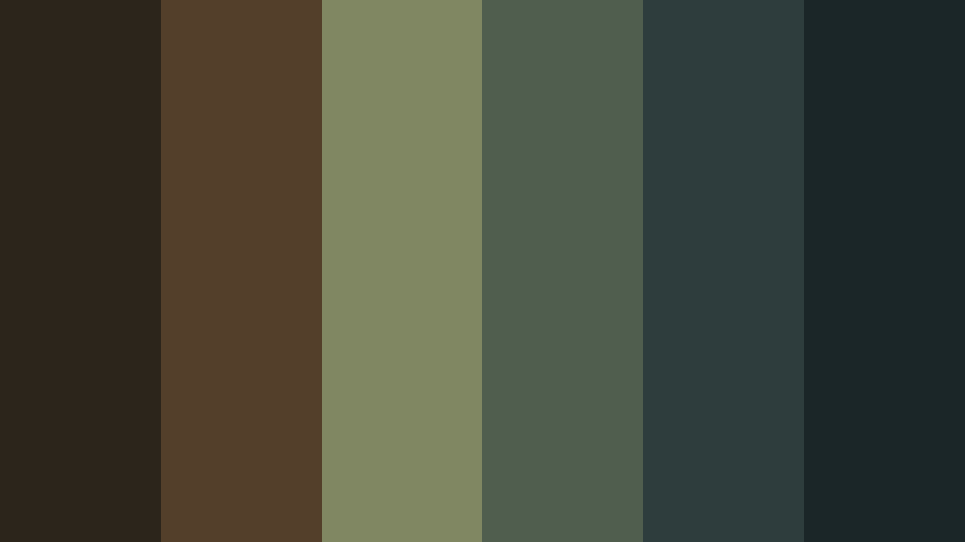 Scandinavian Dragon Color Palette