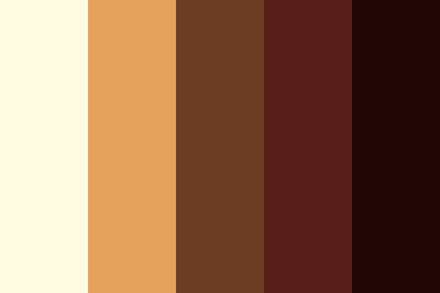 Scathefire Color Palette