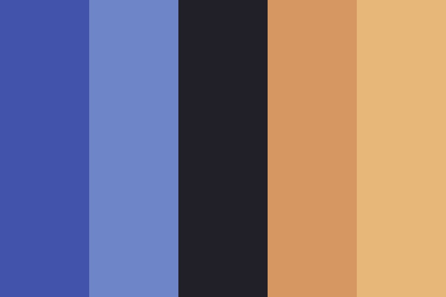 Sea Skin Color Palette