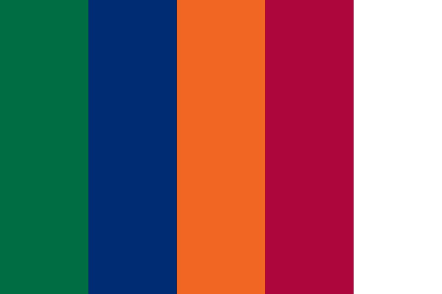 Seataff Logo Color Palette