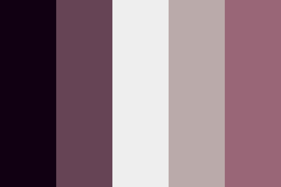 Seductive Royal Color Palette