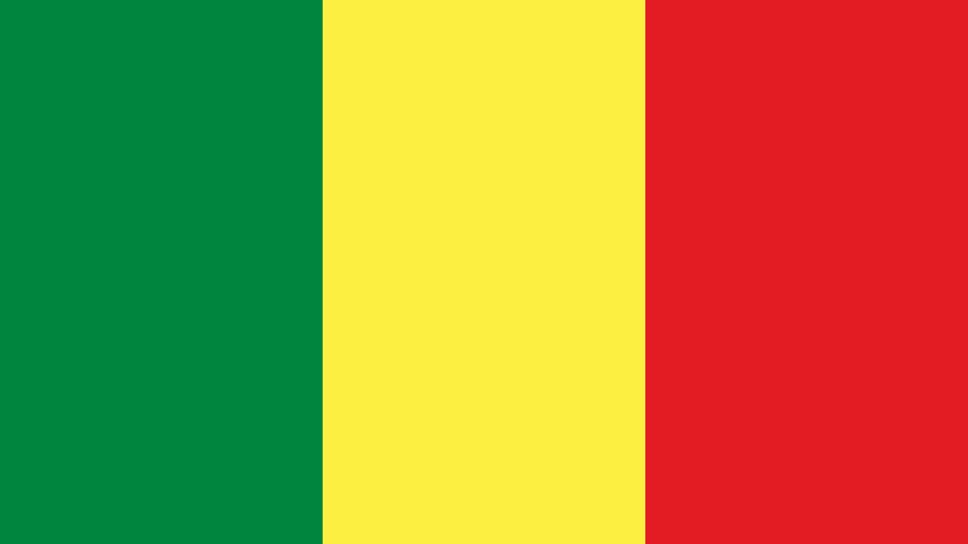 Senegal Flag Color Palette