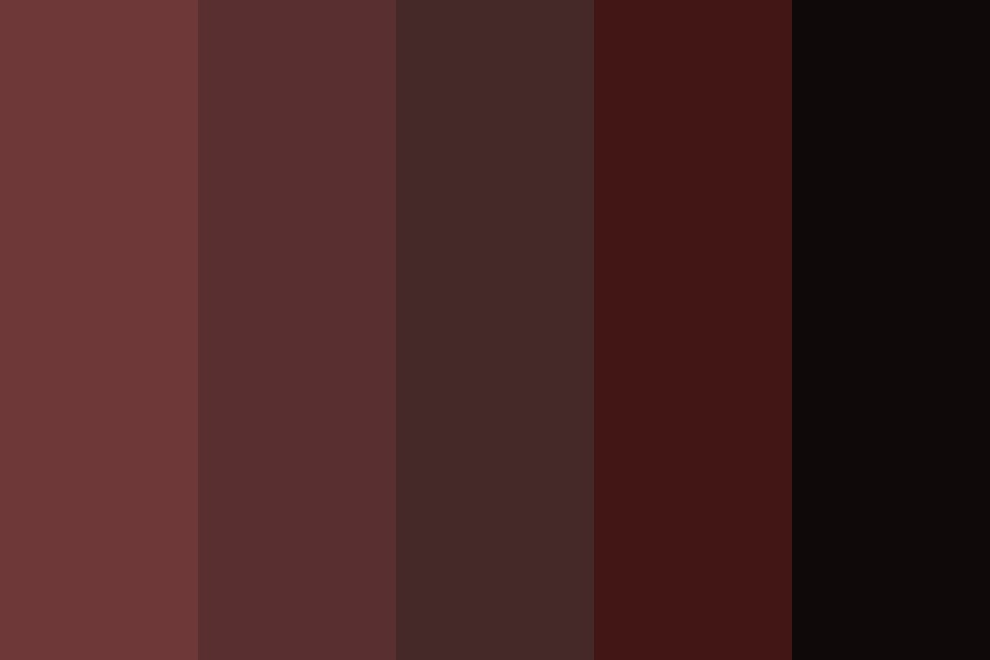 Shades Of   Skin Tone Color Palette