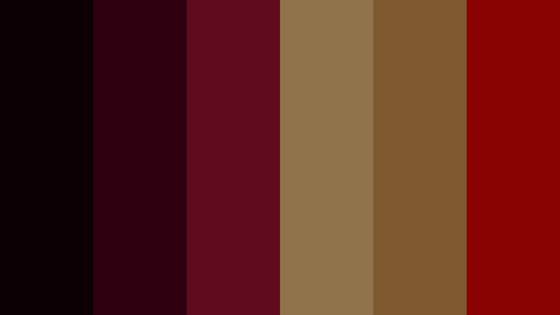 She Vampire Color Palette