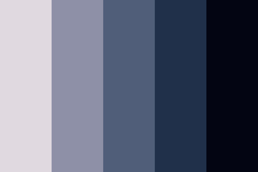 Sheep Skin Color Palette
