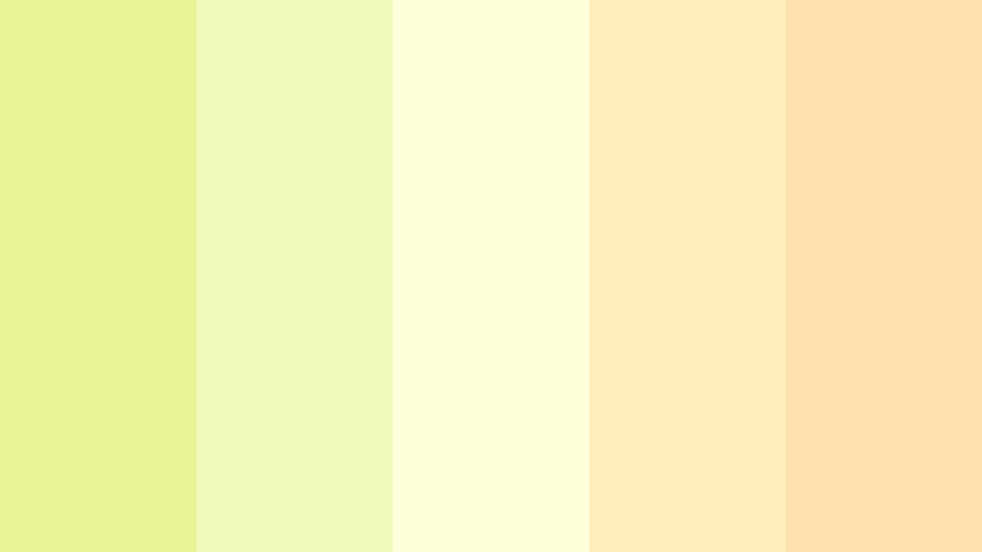 Sheer Color Curtains Color Palette