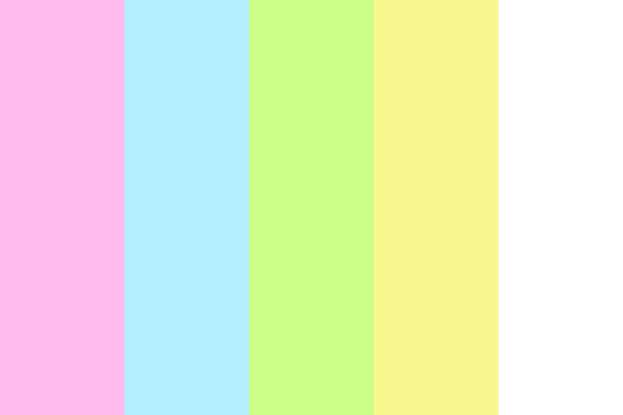 Sickpastel Color Palette