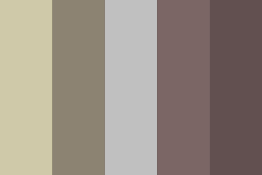 Silver Dream Color Palette