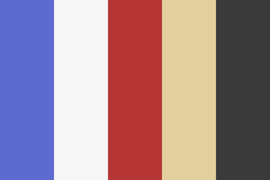 Silver Savior Color Palette