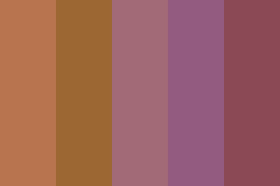 Skin Deep Color Palette