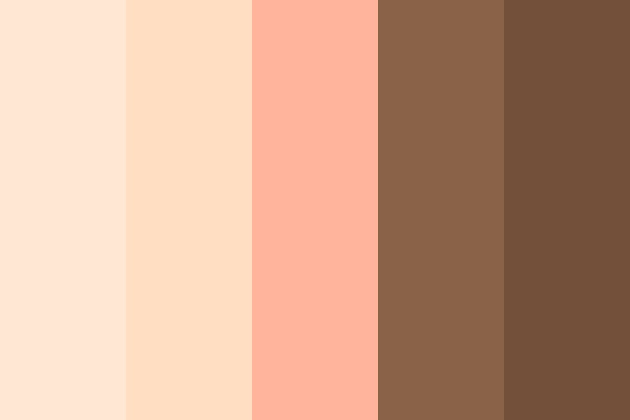 Skin Palette But If You Do I Right Its Really Good Color Palette