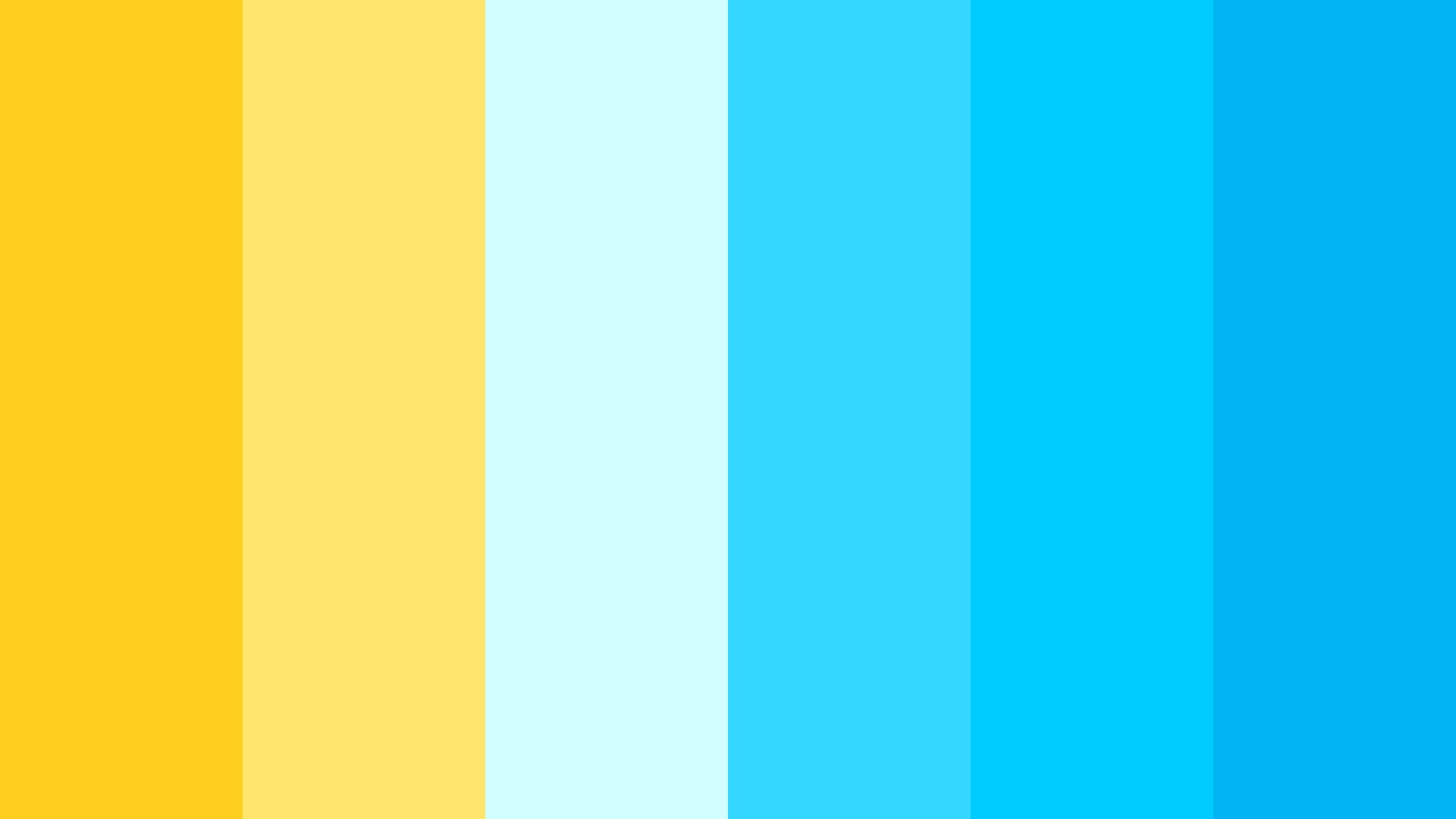 Sky And You Color Palette