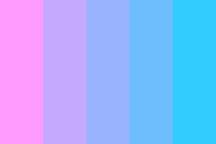 Sky Of Thought Color Palette
