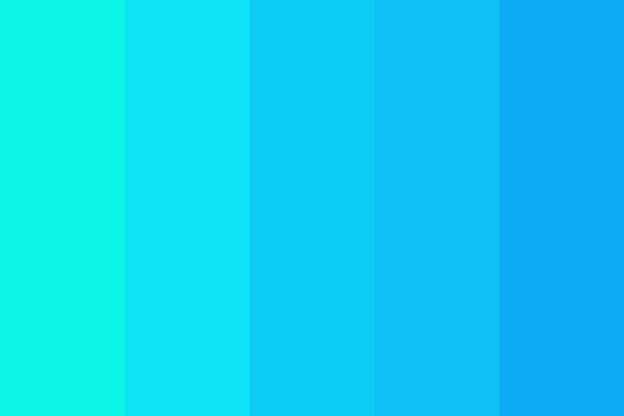 Sky Why Color Palette