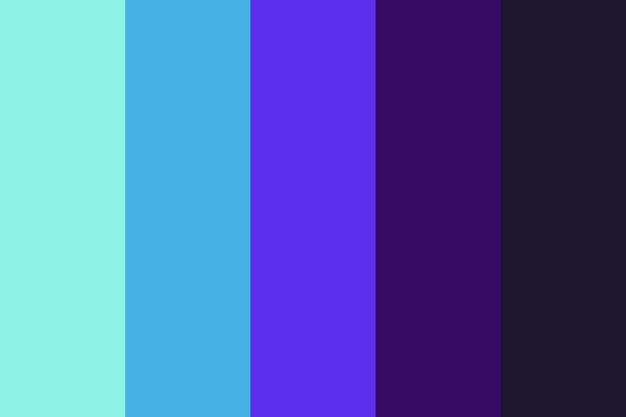 Skyfall Color Palette