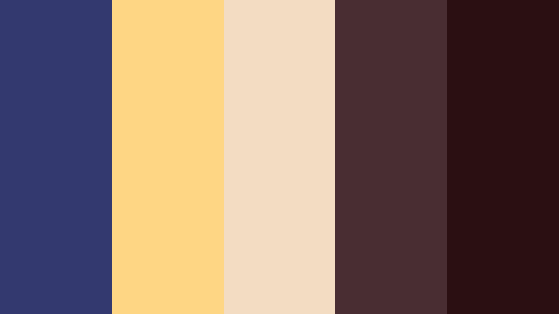 Smartness Personified Color Palette