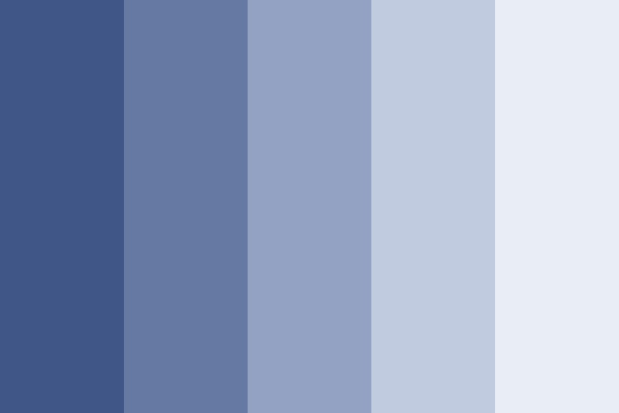 Snow Covered Seas Color Palette