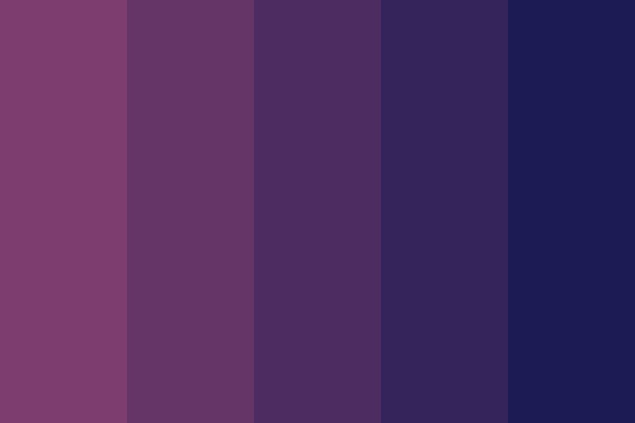 So Scared Of Time Color Palette