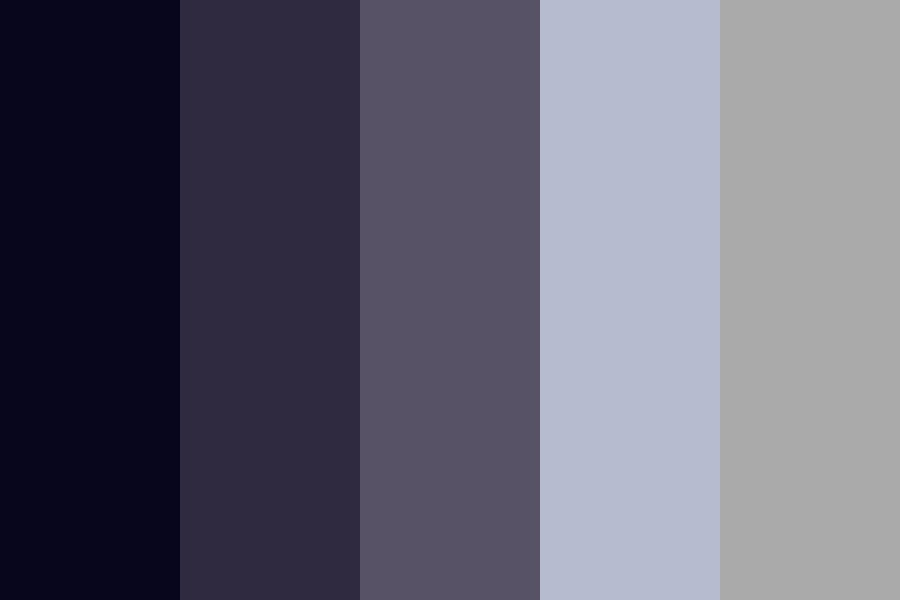 Soft And Neat Color Palette