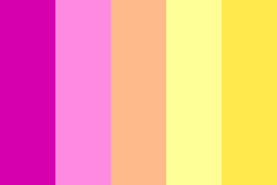 Soft Boy Saf Color Palette
