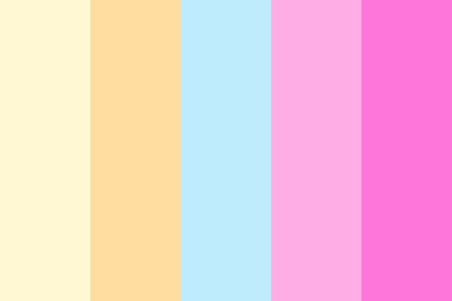 Soft Lark Color Palette