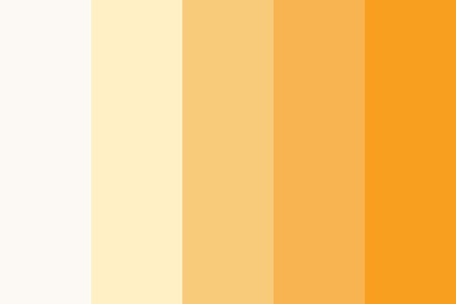 Soft Neighbourhood Color Palette