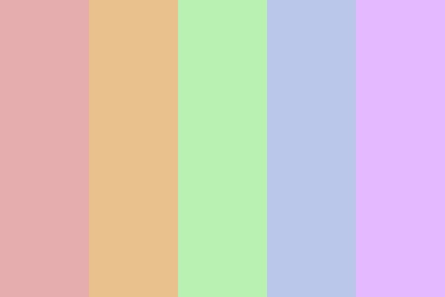 Soft Perfection Color Palette