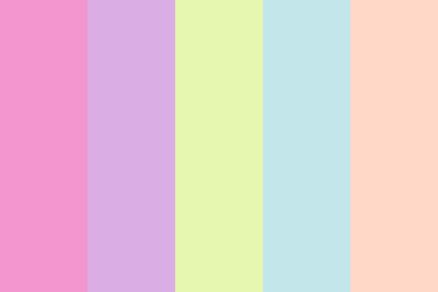 Soft Petals Color Palette