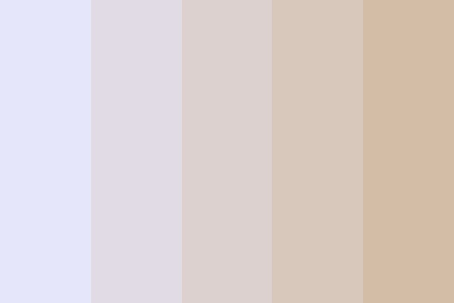 Soft Serve Color Palette