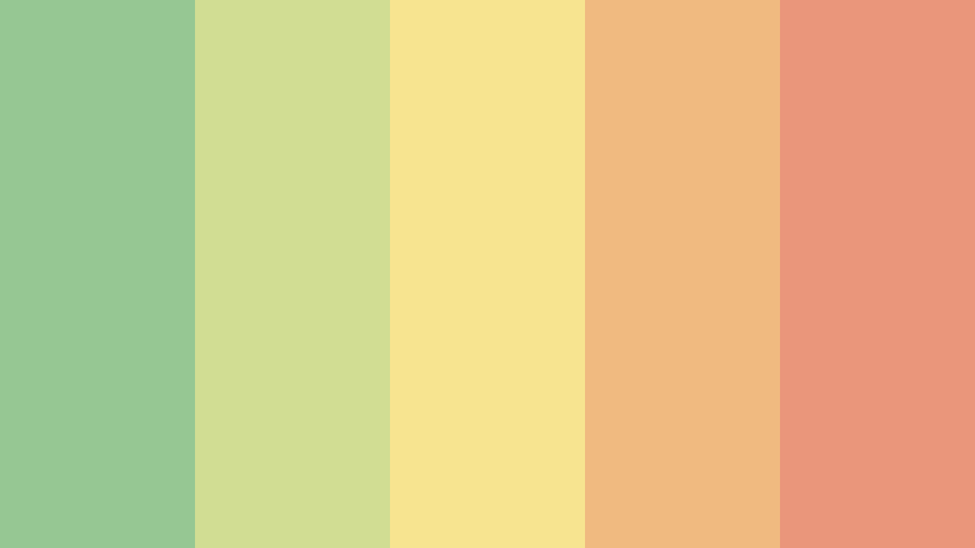 Soft Summer Heart Color Palette