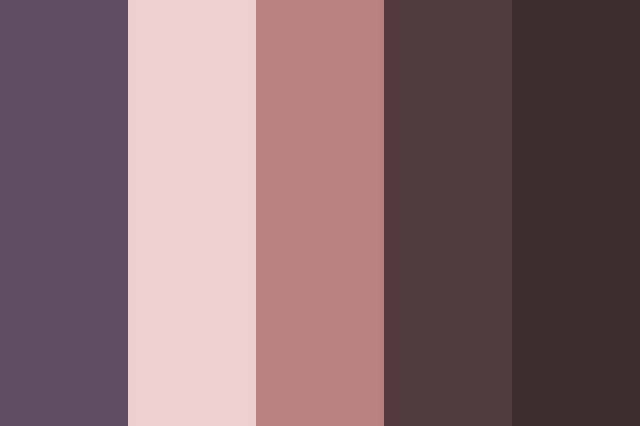 Soft Sweet And Butch Color Palette