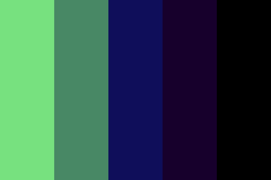 Some Nights Color Palette