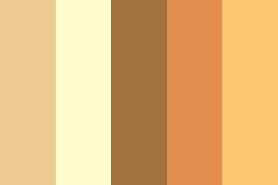 Sp Autumn Color Palette