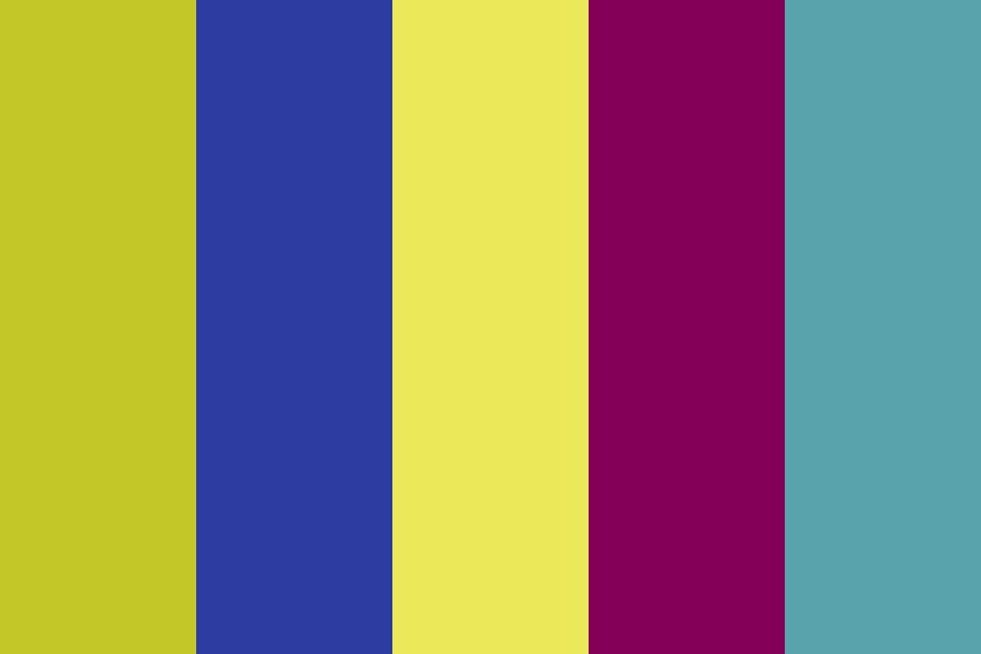Space Academy Color Palette
