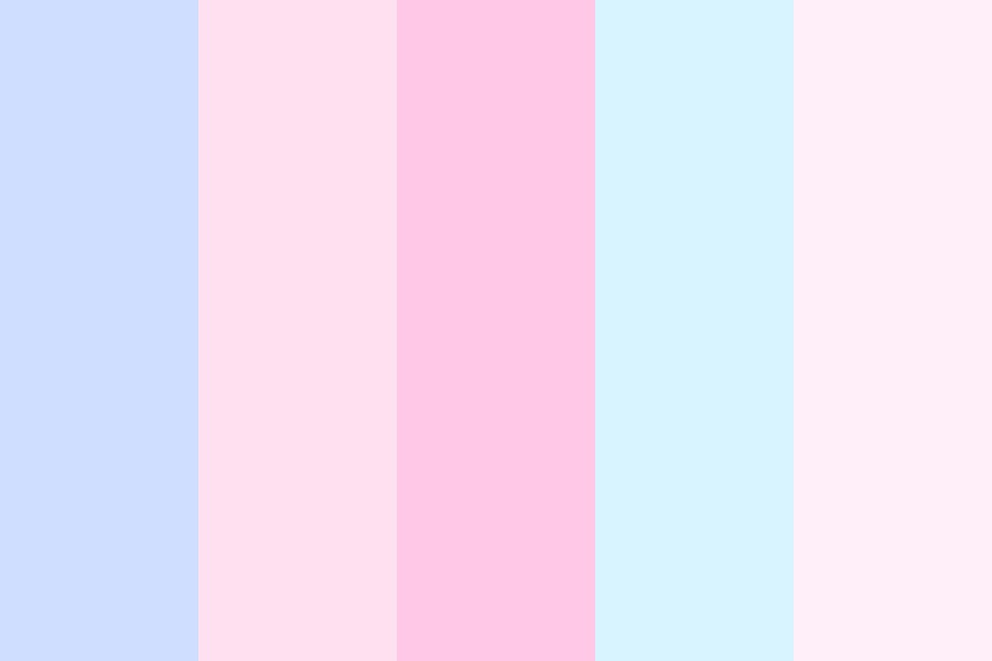 Space Baby Color Palette