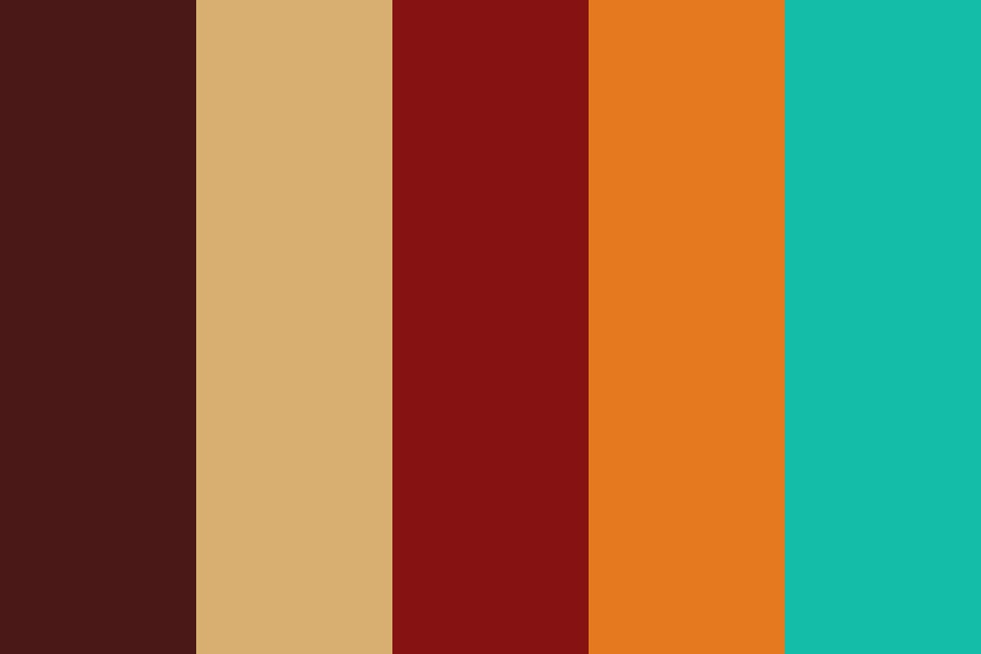 Spicycoffee Color Palette