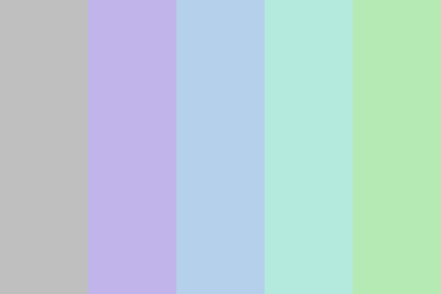 Spring Breeze Color Palette