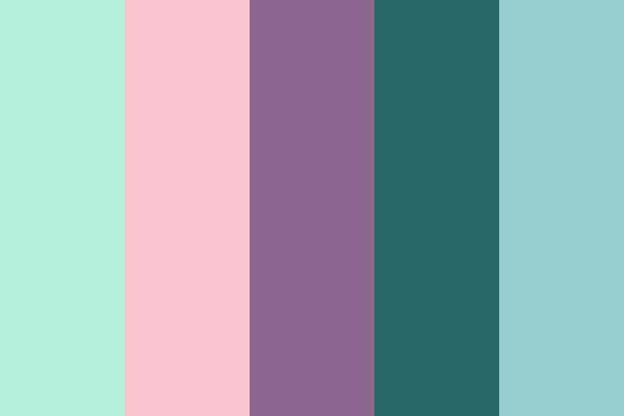 Spring By Pinipon Color Palette