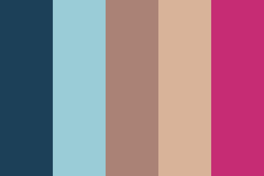 Spring Day Yoongi Color Palette