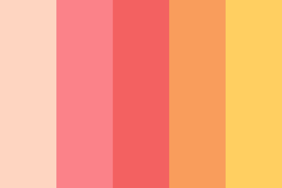Spring Fling Color Palette
