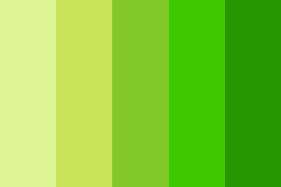 Spring Growth Color Palette
