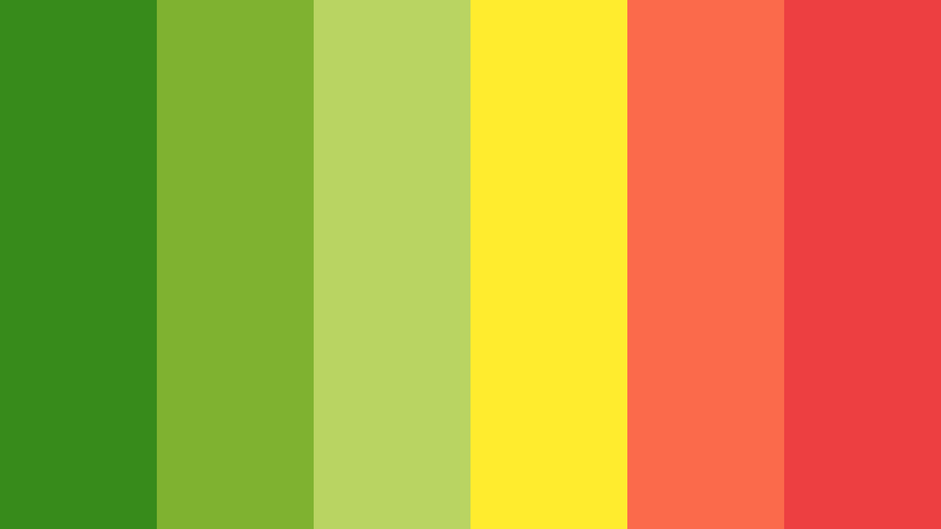 Spring Is Laughing Color Palette