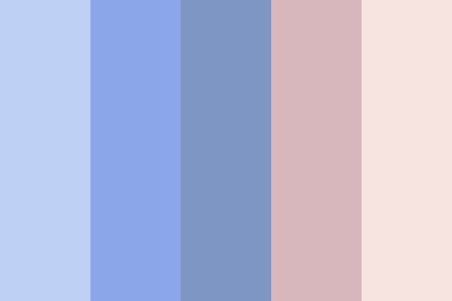 Spring Lovestory Color Palette