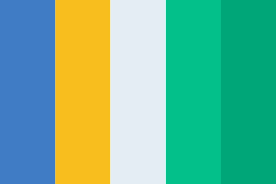 Springbow Color Palette