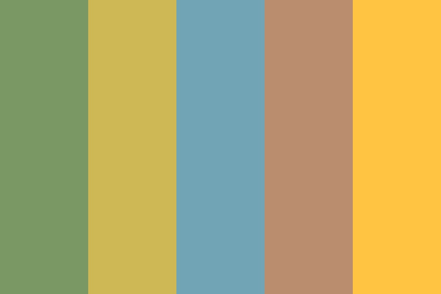Springday Color Palette