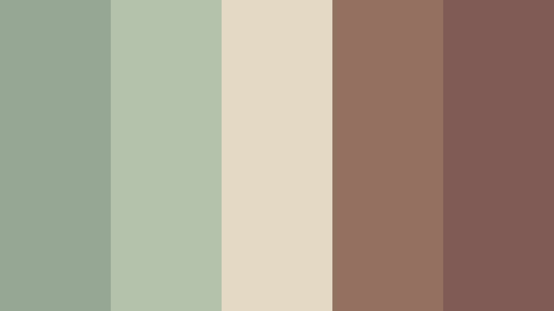 Stale Fodder Color Palette