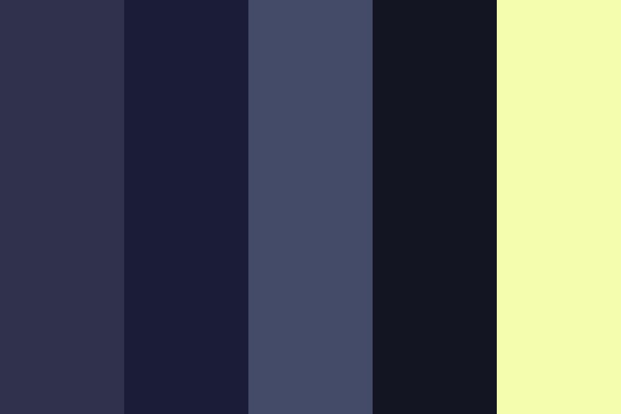 Starry Sky Color Palette
