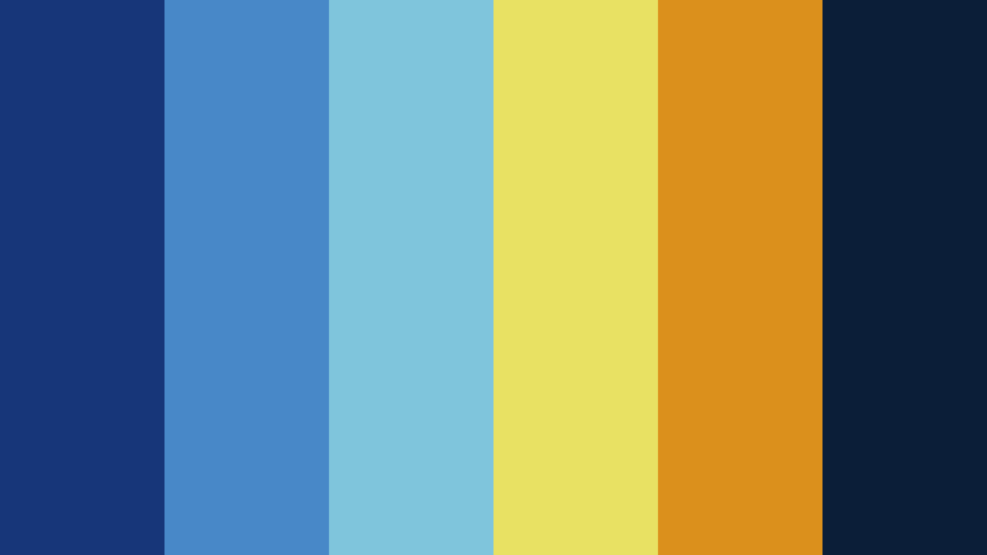 Starry Starry Night Color Palette