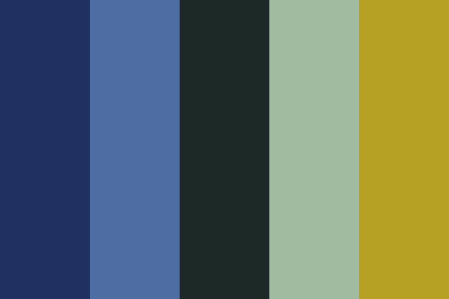 Starrynight Color Palette