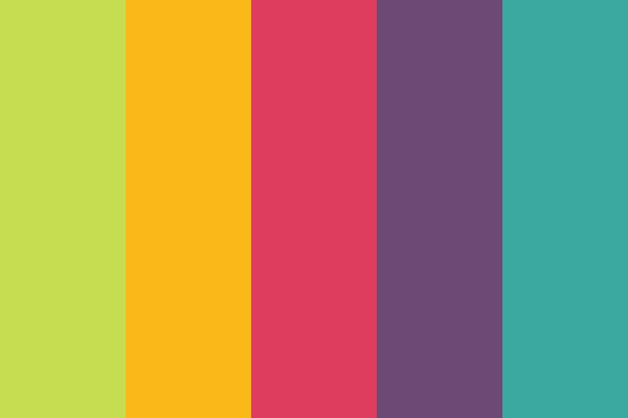 Stay Cool Color Palette